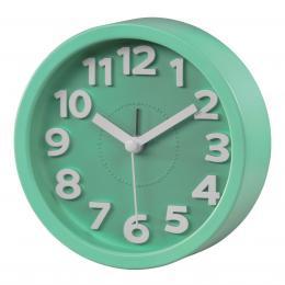 Hama Retro budík, kulatý, zelený - zvìtšit obrázek