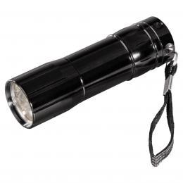 Hama LED svítilna Basic FL-92, èerná