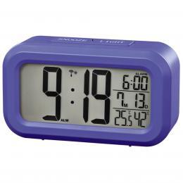 Hama RC 660, digitální budík, øízený rádiovým signálem, modrý