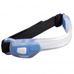 Hama Active LED páska na rameno, modrá