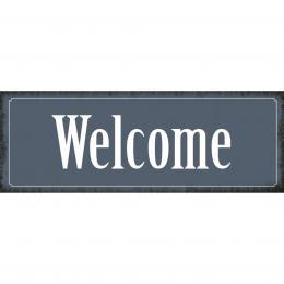 Xavax Welcome, dekoraèní tabulka na stìnu, 39x14 cm