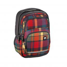 Školní batoh All Out Blaby, Woody Orange