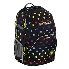 Školní batoh Coocazoo EvverClevver2, Magic Polka Colorful, certifikát AGR
