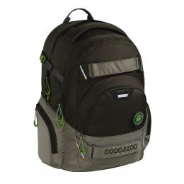 Školní batoh Coocazoo CarryLarry2, Solid Woodsman