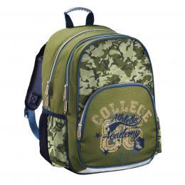 HAMA Školní batoh pro prvòáèky, Army
