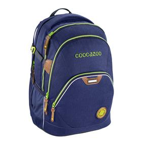 Školní batoh Coocazoo EvverClevver2, Denim Blu, certifikát AGR