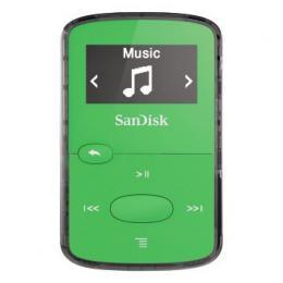 SanDisk MP3 Sansa Clip JAM 8 GB jasnì zelený