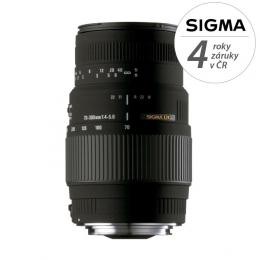 SIGMA 70-300/4.0-5.6 DG MACRO Sony A Mount