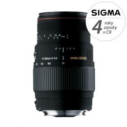 SIGMA 70-300/4-5.6 APO DG MACRO Sony A-mount
