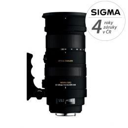 SIGMA 50-500/4.5-6.3 APO DG OS HSM F/SONY A Mount