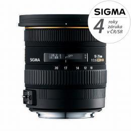 SIGMA 10-20/3,5 EX DC HSM Sony A-mount