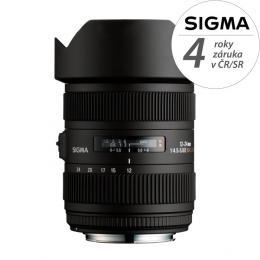 SIGMA 12-24/4.5-5.6 ll DG HSM Sony A-mount - poslední kus