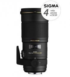 SIGMA 180/2.8 APO MACRO EX DG OS HSM Canon EF mount