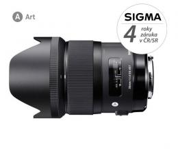 SIGMA 35/1.4 DG HSM ART Canon EF mount