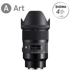 SIGMA 35mm F1.4 DG HSM Art pro Sony E