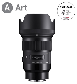 SIGMA 50mm F1.4 DG HSM Art pro Sony E