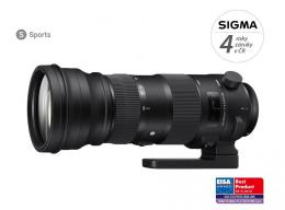 SIGMA 150-600/5-6.3 DG OS HSM Sports Canon EF mount
