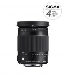 SIGMA 18-300/3.5-6.3 DC MACRO OS HSM Contemporary Canon EF mount