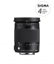 SIGMA 18-300/3.5-6.3 DC MACRO HSM Contemporary Sony A-mount