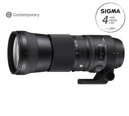 SIGMA 150-600mm F5-6.3 DG OS HSM Contemporary Canon EF