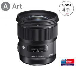SIGMA 24mm F1.4 DG HSM Art pro Canon EF