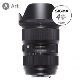 SIGMA 24-35/2 DG HSM ART Canon EF mount