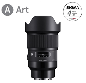 SIGMA 20/1.4 DG HSM ART Sony E-mount