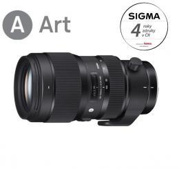 SIGMA 50-100/1.8 DC HSM ART Canon EF mount