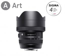 SIGMA 12-24/4 DG HSM ART Canon EF mount