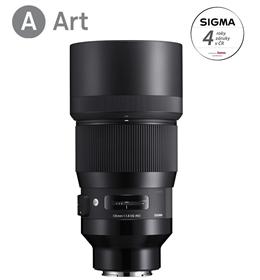 SIGMA 135/1.8 DG HSM ART Sony E-mount