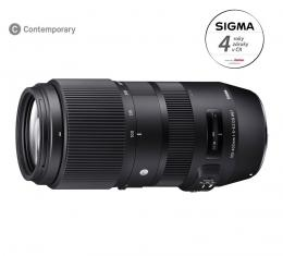 SIGMA 100-400mm F5-6.3 DG OS HSM Contemporary Canon EF