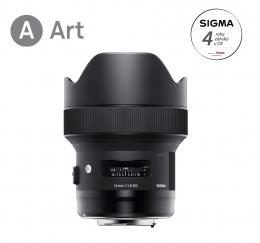 SIGMA 14mm F1.8 DG HSM Art pro Canon EF