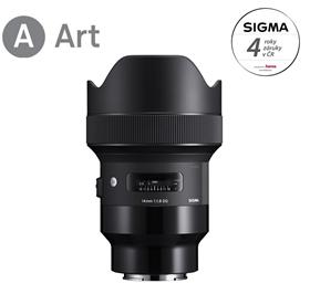 SIGMA 14/1.8 DG HSM ART Sony E Mount