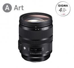 SIGMA 24-70mm F2.8 DG OS HSM Art pro Canon EF