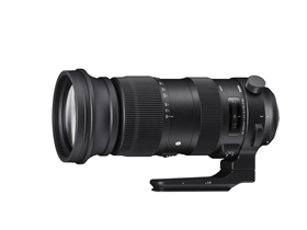 SIGMA 60-600/4.5-6.3 DG OS HSM Sports Canon EF mount