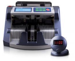 Poèítaèka bankovek AB-1100 Plus MG/UV AccuBanker s magnetickou a UV detekcí