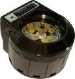 Poèítaèka/tøídièka mincí AB-410 jen na Eura (AB-410E)