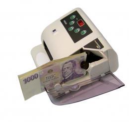 Pøenosná poèítaèka bankovek AB-260 AccuBanker s detekcí