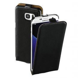 Hama Smart Case pouzdro pro Samsung Galaxy S7 Edge èerné - zvìtšit obrázek