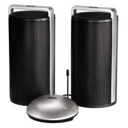 Hama pøenosné bezdrátové stereo reproduktory FL-976