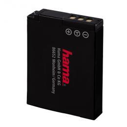 Baterie pro Nikon EN-EL12, 1150mAh, èerná