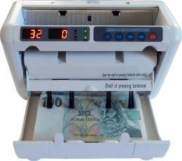 Pøenosná poèítaèka bankovek MoneyScan Traveller