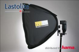 Lastolite Ezybox Hotshoe 76x76cm   Bracket (LS 2480)