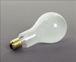 Lastolite 500w P 2/1 Tungsten Bulb 240v E27 UK/EU (LR3604)