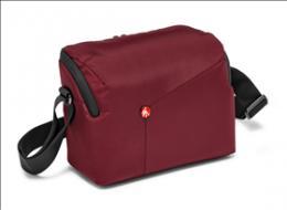 Manfrotto MB NX-SB-IIBX, NX Shoulder Bag DSLR Bordeaux, brašna na rameno vínová