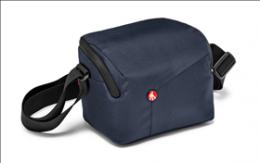 Manfrotto MB NX-SB-IBU, NX Shoulder Bag CSC Blue, brašna na rameno modrá