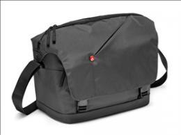 Manfrotto MB NX-M-IGY, NX Messenger Grey, brašna na rameno šedá