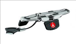 Manfrotto MP1-C02, kapesní stativ na kompaktní fotoaparáty - malý/støíbrný