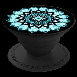 PopSockets Original PopGrip, Peace Mandala Sky