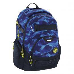 Školní batoh Coocazoo CarryLarry2, Brush Camou